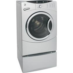 Brand: GE, Model: WCVH6600HMS, Color: Silver Metallic