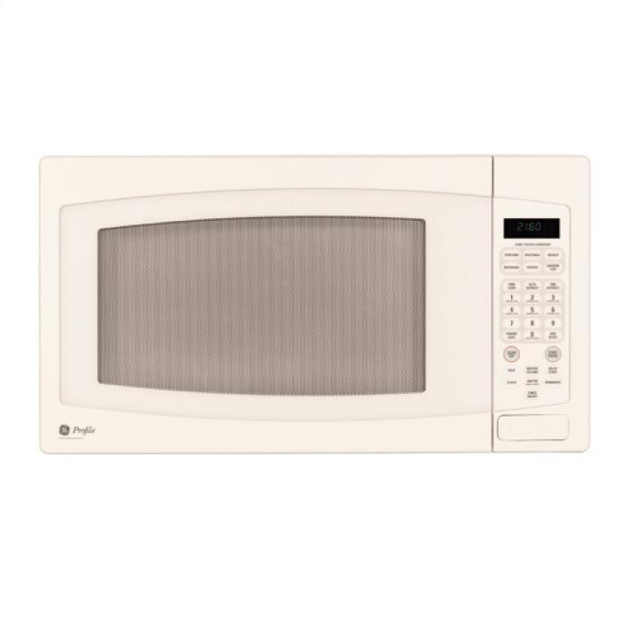 Countertop Microwave In Bisque Color : JE2160 Ge je2160 Profile Countertop Microwaves
