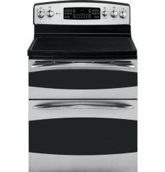 Brand: GE, Model: PB975TMWW, Color: Stainless Steel