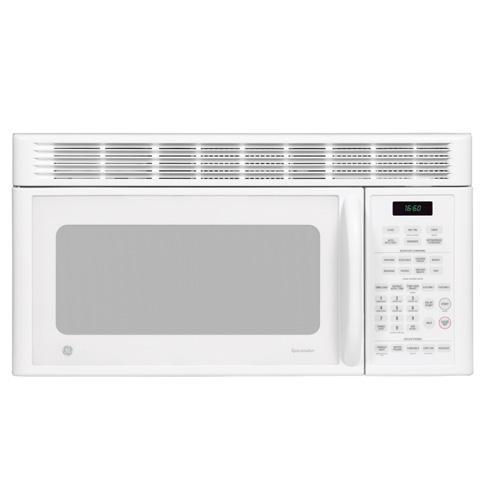 General Electric Jvm1660wh 1 6 Cu Ft Over The Range