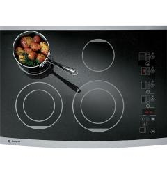 Brand: GE, Model: ZEU30RSFSS, Color: Black with Stainless Steel Trim
