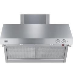 Brand: GE, Model: ZV48RSFSS, Style: 36 in. Width with 640 CFM