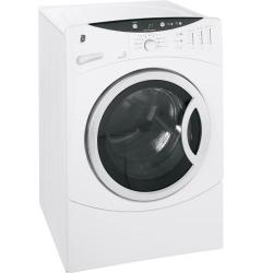 Brand: GE, Model: WCVH6260FWW, Color: White