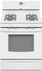 Brand: Whirlpool, Model: SF265LXTS, Color: White-on-White