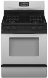 Brand: Whirlpool, Model: SF265LXTS, Color: Stainless Steel