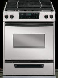 Brand: Whirlpool, Model: GW395LEPT, Color: Stainless Steel
