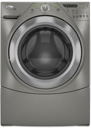 Brand: Whirlpool, Model: WFW9400ST, Color: Diamond Dust with Brushed Chrome Accents