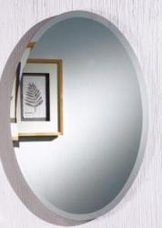 Brand: Broan, Model: 1350, Style: Oval, Beveled Mirror