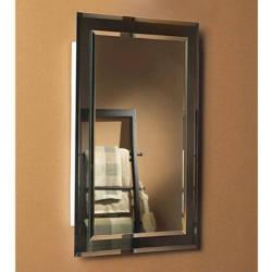 Brand: Broan, Model: 1450BC, Style: Mirror-On-Mirror Single-Door Recessed Cabinet