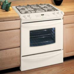 Brand: FRIGIDAIRE, Model: FGS366EB, Color: Bisque on Bisque
