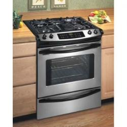 Brand: FRIGIDAIRE, Model: FGS366EB, Color: Stainless Steel