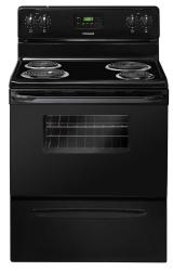 Brand: FRIGIDAIRE, Model: FFEF3011LB, Color: Black