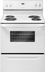 Brand: FRIGIDAIRE, Model: FFEF3011LB, Color: White