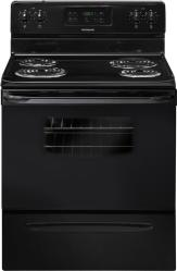 Brand: FRIGIDAIRE, Model: FFEF3015LW, Color: Black