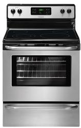 Brand: FRIGIDAIRE, Model: FFEF3048LS, Color: Stainless Steel