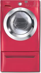 Brand: FRIGIDAIRE, Model: , Color: Red