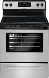 Brand: FRIGIDAIRE, Model: FFEF3018L, Color: Silver Mist