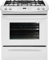Brand: FRIGIDAIRE, Model: FFGS3025LW, Color: White