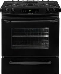 Brand: FRIGIDAIRE, Model: FFGS3025LW, Color: Black