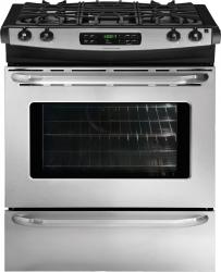 Brand: FRIGIDAIRE, Model: FFGS3025LW, Color: Stainless Steel