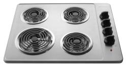 Brand: FRIGIDAIRE, Model: FFEC2605LW, Color: Stainless Steel