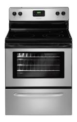 Brand: FRIGIDAIRE, Model: FFEF3013LM, Color: Silver Mist