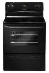 Brand: Frigidaire, Model: FFEF3013LM, Color: Black