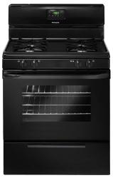 Brand: Frigidaire, Model: FFGF3015LW, Color: Black