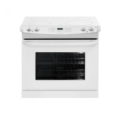 Brand: FRIGIDAIRE, Model: FFED3025LS, Color: White
