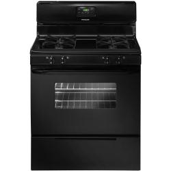 Brand: Frigidaire, Model: FFGF3013LW, Color: Black