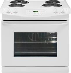 Brand: FRIGIDAIRE, Model: FFED3015LW, Color: White