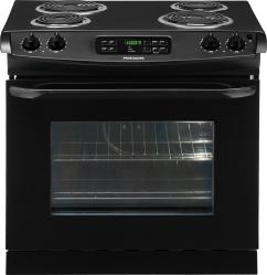 Brand: FRIGIDAIRE, Model: FFED3015LW, Color: Black