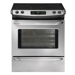 Brand: FRIGIDAIRE, Model: FFES3025LW, Color: Stainless Steel