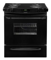 Brand: FRIGIDAIRE, Model: FFES3005LB, Color: Black