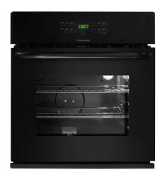 Brand: Frigidaire, Model: FFEW3025LW, Color: Black