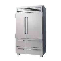Brand: Sub Zero, Model: 648PRO, Style: 48 Inch Built-in Side-by-Side Refrigerator