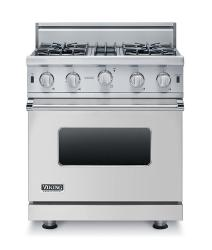 Brand: Viking, Model: VGIC53014BBK, Fuel Type: Stainless Steel - Natural Gas