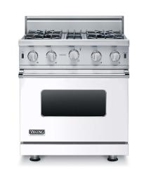 Brand: Viking, Model: VGIC53014B, Fuel Type: White - Natural Gas