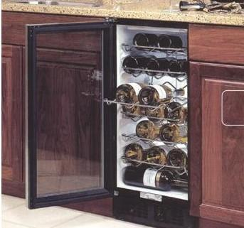 Scotsman Scv321sc 15 Quot Wine Refrigerator With 6 Inter