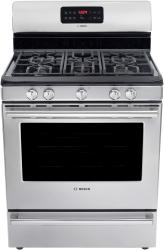 Brand: Bosch, Model: HGS5L53UC, Color: Stainless Steel