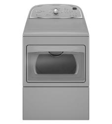 Brand: Whirlpool, Model: WGD5700XL, Color: Lunar Silver