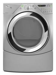 Brand: Whirlpool, Model: WED9470WR, Color: Lunar Silver