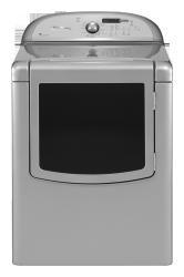 Brand: Whirlpool, Model: WGD7800XW, Color: Lunar Silver