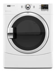 Brand: Maytag, Model: MGDE200XW, Color: White