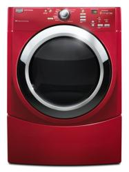 Brand: MAYTAG, Model: MEDE400XR, Color: Crimson Red