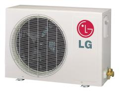 Brand: LG, Model: LAU126HV, Style: Inverter (Outdoor)