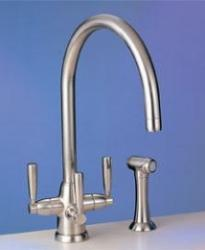 Brand: FRANKE, Model: TFN400, Color: Satin Nickel