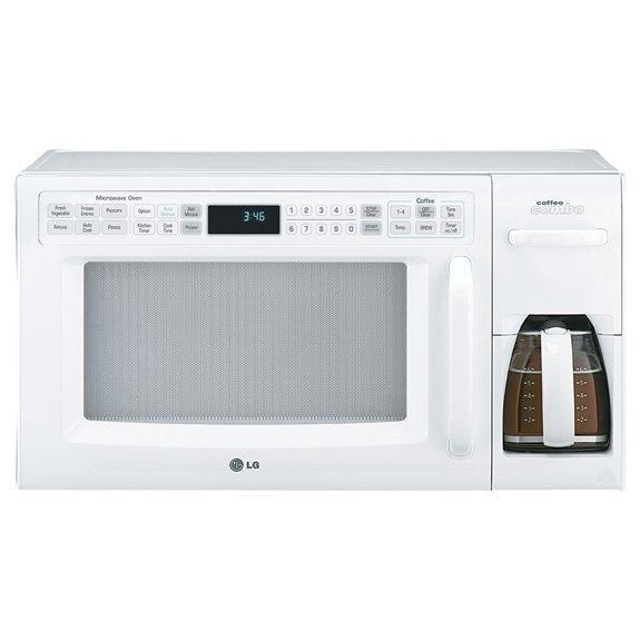 Lg Countertop Microwave With Trim Kit : LCRM1240 Lg lcrm1240 Countertop Microwaves