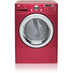 Brand: LG, Model: DLEX7177RM, Color: Wild Cherry Red