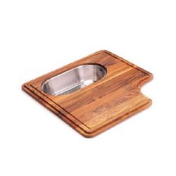 Brand: FRANKE, Model: PS1945SP, Style: Solid Wood Cutting Board